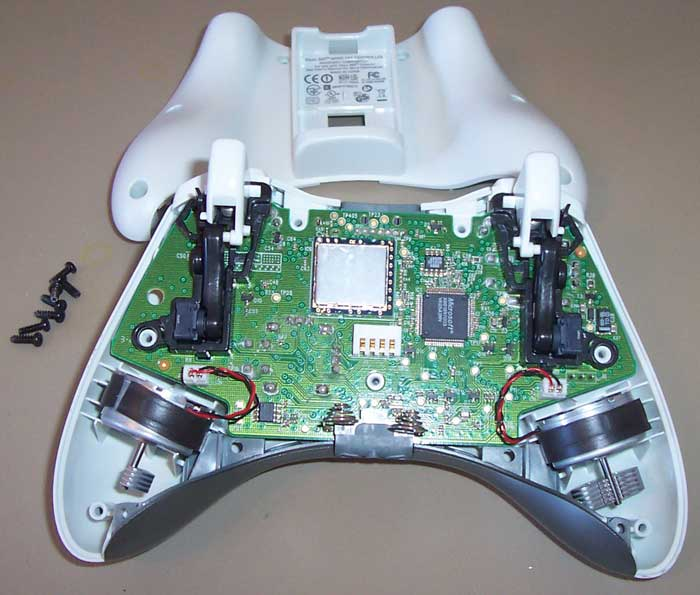 Tutorial: Add a tiltBoard to Xbox 360 Wireless Controller ...